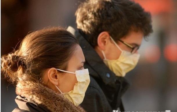В Украине за неделю гриппом и ОРВИ заболели 162 тыс. человек