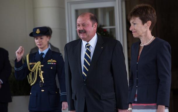 Япония наградила украинского дипломата орденом