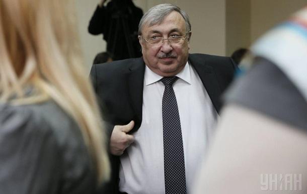 Бывший глава Высшего хозсуда покинул Украину