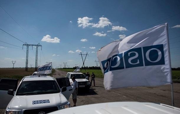 На Донбассе 8 тысяч нарушений за неделю – ОБСЕ