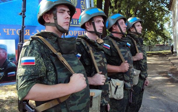 Войскам РФ предоставят коридор для выхода из ПМР