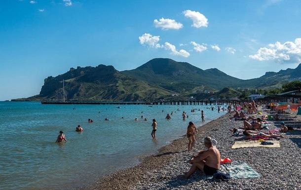 В Крыму снова заявили о росте туризма