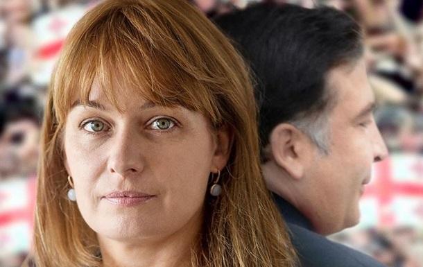 Жена Саакашвили отказалась от мандата в Грузии