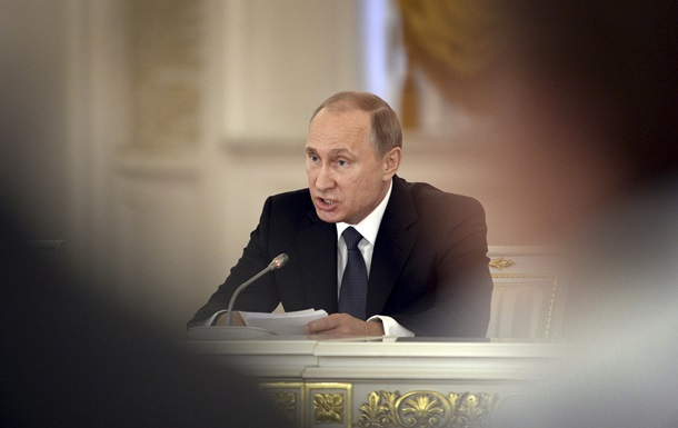 Путин решил поставлять газ в украинский Геническ