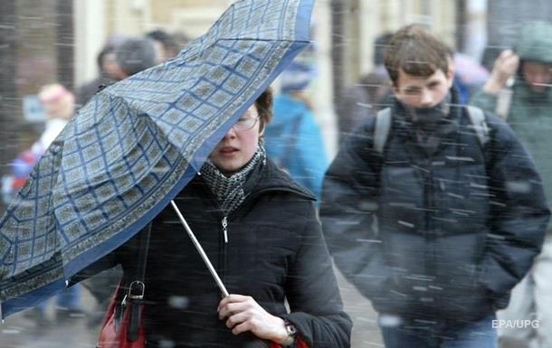 В Украине завтра метели и сильный ветер