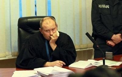 Судью Чауса объявили в международный розыск
