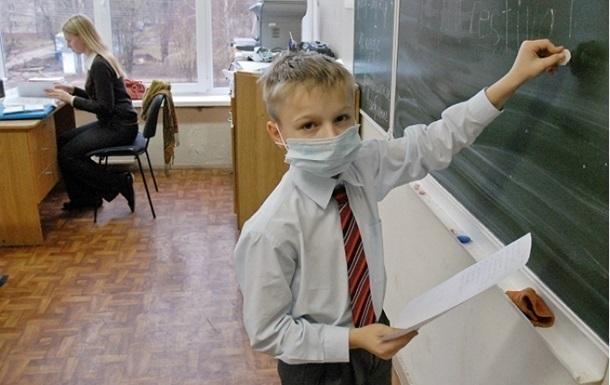 Киев опередил всю Украину по гриппу
