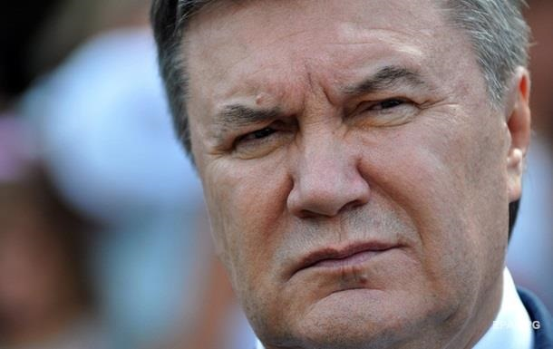 Янукович рассказал о роли США в победе Майдана