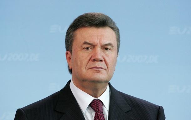 Суд назначил дату видеодопроса Януковича