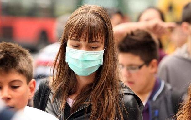 В Киев пришел гонконгский грипп