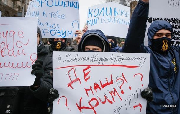 Украина не вернет Крым в ближайшие годы – Тука