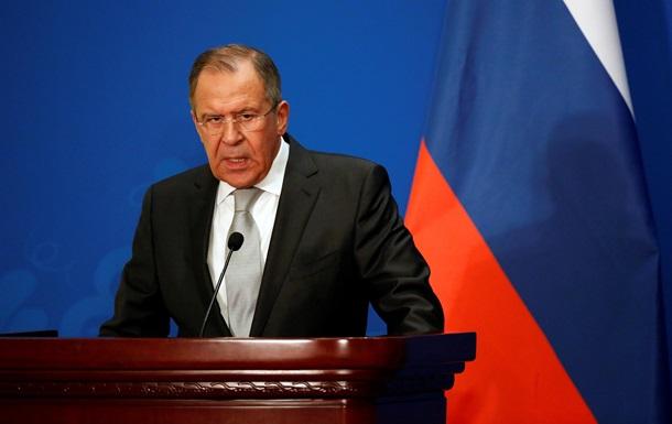 Лавров: Вопрос военной миссии ОБСЕ уже не актуален