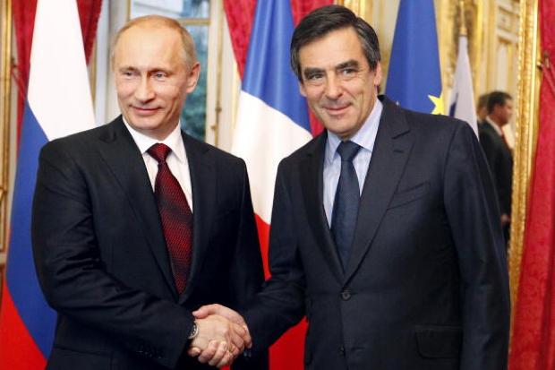 Как и Трамп, будущий вероятный президент Франции благоволит Путину