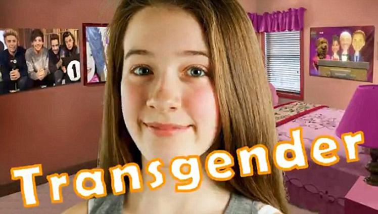 Детское шоу BBC под названием «Просто девочка» рассказывает о ребенке-трансгендере, принимающем препараты, блокирующие половое созревание