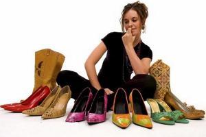 Особенности выбора женской обуви