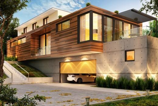 Преимущества быстровозводимых домов