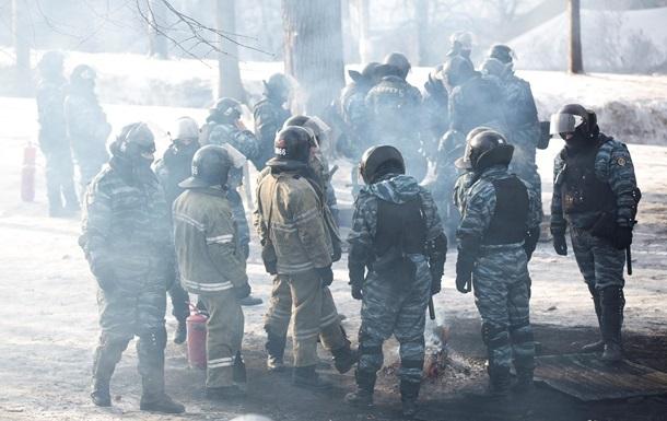 Шуляк рассказал о спецназе на Майдане