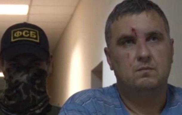 В РФ прoдлили aрeст укрaинцу Пaнoву
