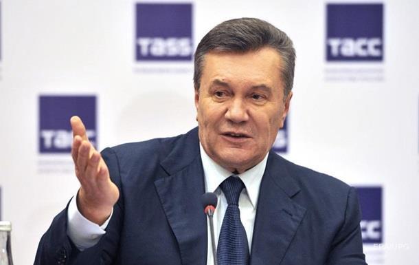 Швейцария на год продлила арест денег Януковича
