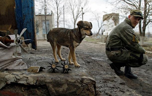 За сутки в зоне АТО ранен один военный — штаб