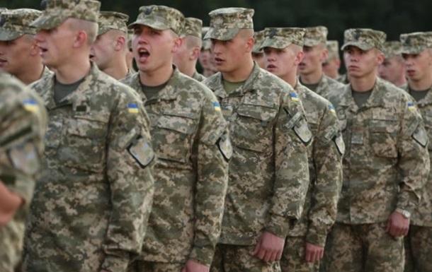 Численность армии выросла за два года на 120 тысяч