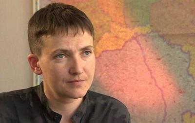 Савченко допросили по встрече с лидерами ЛДНР