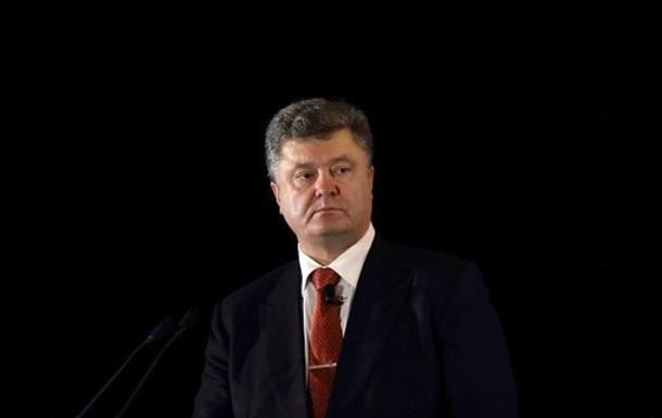 Большинство украинцев не считают Порошенко патриотом — опрос
