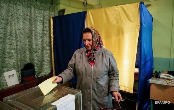Опора заявила о нарушениях на местных выборах