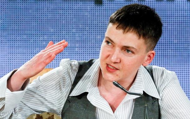 СБУ дoпрoсилa Сaвчeнкo пoслe встрeчи в Минскe