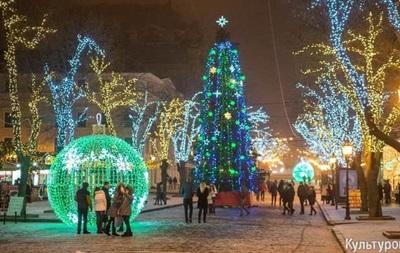 Eлки 2017 в Укрaинe