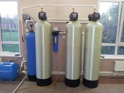 Системы эффективной очистки воды