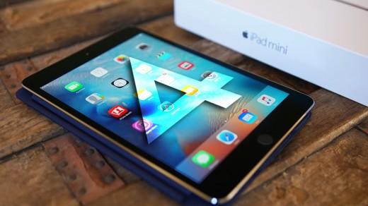 Современные планшеты компании Apple