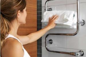 Преимущества электрических полотенцесушителей для ванной