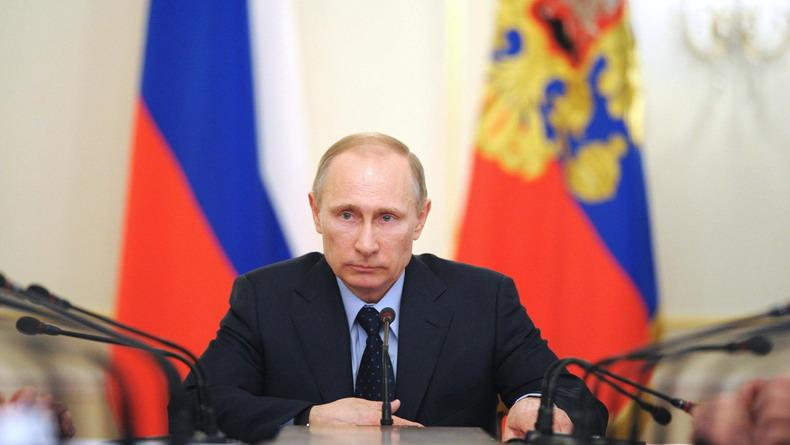 Россия при Путине переживает национальное возрождение