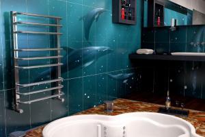 Полотенцесушитель обеспечит комфорт и тепло в ванной комнате