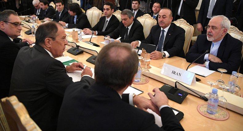 Россия определяет будущее Ближнего Востока