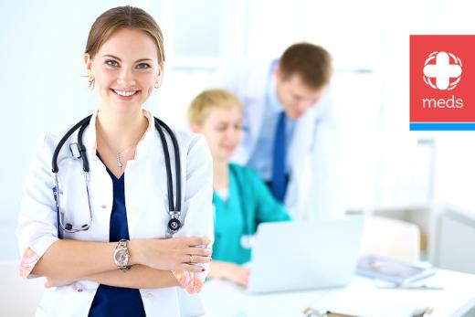 Найти «своего» врача стало возможным с Meds.ru