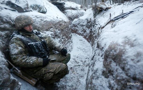 Сутки в АТО: военных «поздравили» из минометов