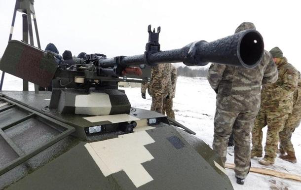 Украина и США будут выпускать стрелковое оружие
