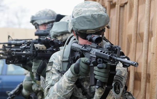 В Украине наладят производство винтовки M-16