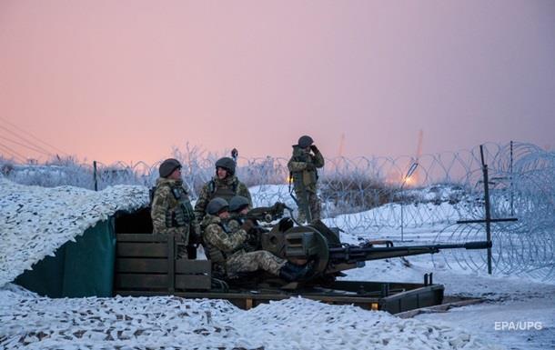 В Минобороны назвали число войск РФ на Донбассе