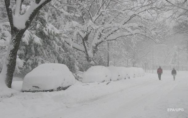 Погода на Рождество: снежные вьюги нанесут сугробы