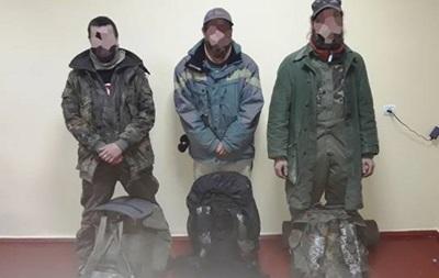 В Чернобыльской зоне задержали очередных сталкеров