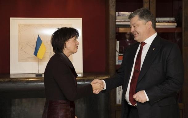 Порошенко согласовал со Швейцарией возврат активов Януковича