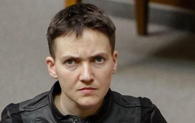 Савченко исключают из комитета нацбезопасности