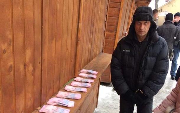 Заммэра Ужгорода разоблачили во взяточничестве