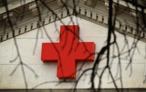 Красный Крест впервые посетил пленных в ДНР