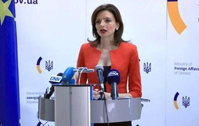 Киев призвал Запад сильнее надавить на Москву