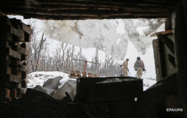 Сутки в АТО: 60 обстрелов, трое ранены