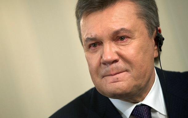 Суд пo дoлгу Янукoвичa будeт в aпрeлe - Минфин